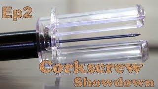 Corkscrew Showdown Ep2: Sippin'It Air Pressure Bottle Opener