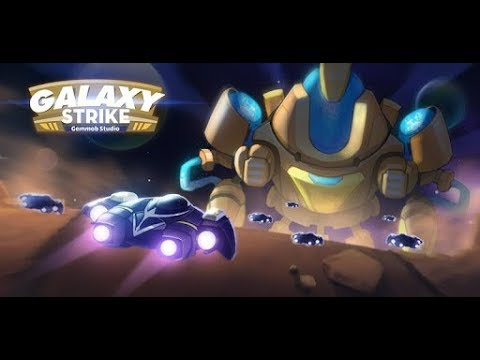Galaxy Strike   Galaxy Shooter Space Shooting android game first look gameplay español