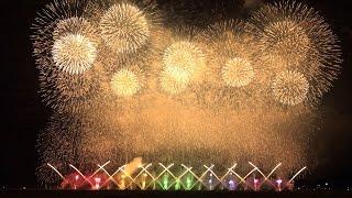 2014年8月16日に開催された赤川花火大会より、エンディングの模様です。今度はしっかり4Kです!あと、速報版の「深刻な音ズレ」を解消しました。