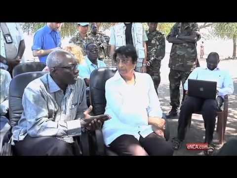 South Sudan rebel leader Riek Machar reportedly ill