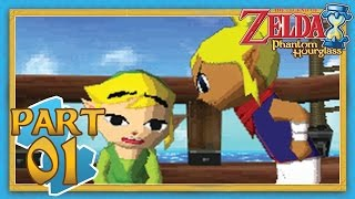 Zelda: Phantom Hourglass - Part 1 | The Ghost Ship