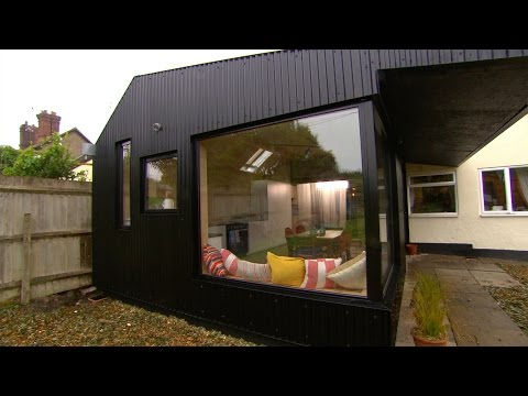 Download Youtube: Building a low cost extension using farmhouse materials - The 100k House: Tricks of the Trade - BBC