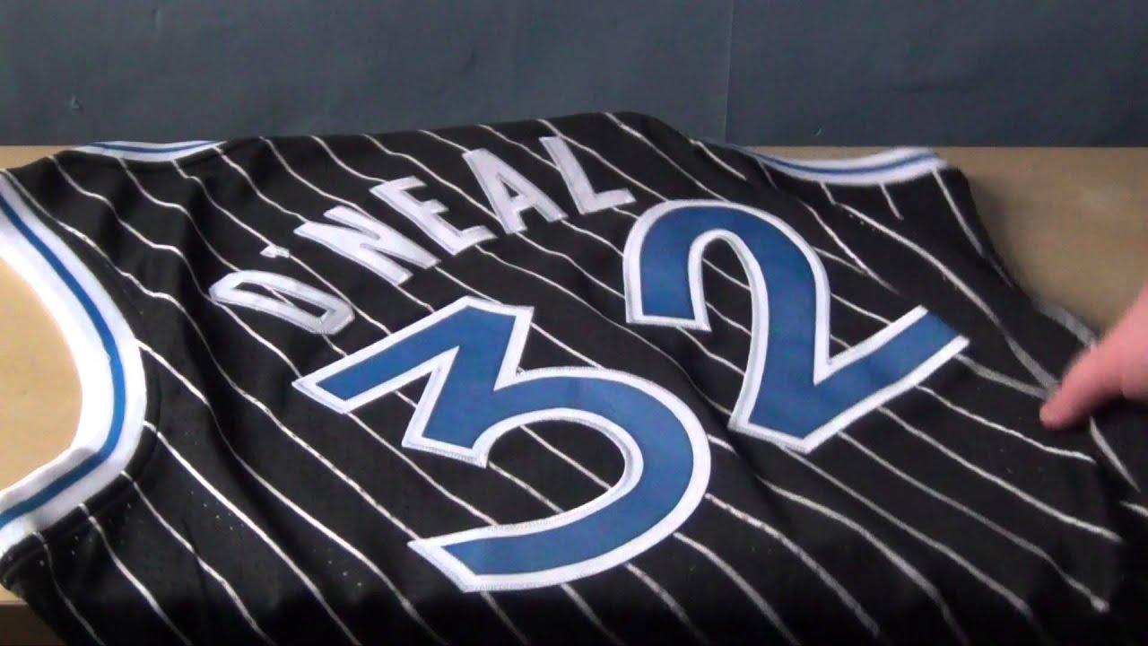 buy popular 0e2b8 99ac2 Shaquille O'Neal Orlando Magic Swingman Jersey - Adidas NBA Hardwood  Classics - Something New?