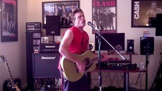 (White Man)  In Hammersmith Palais - The Clash (cover)