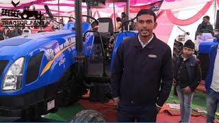 New Holland 6010 excel Review
