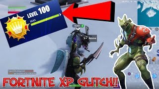 *FORTNITE ULTIMATE XP GLITCH* SEASON 8 LEVEL 100 IN 1 DAY!! *WORKING 2019*