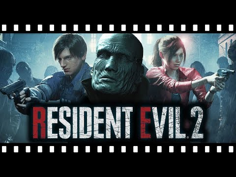 The RESIDENT EVIL 2 Remake is a Perfect B-Movie