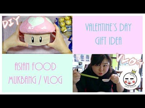 DIY | Super Mario Valentine's Day Mushroom