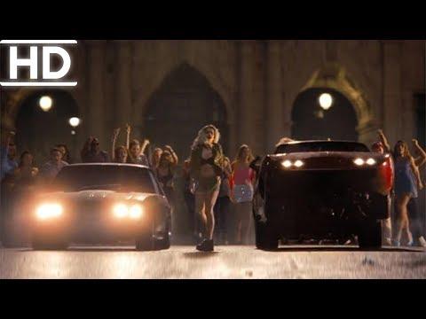 Hızlı ve Öfkeli 6 | Dom Vs Letty | Yarış Sahnesi