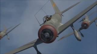 空の狙撃兵!『九七式戦闘機』