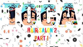 DANTDM! | TOCA HAIR SALON #1