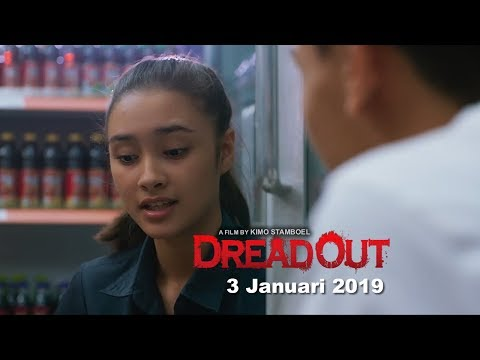 Official Trailer DreadOut (2019) - Caitlin Halderman & Jefri Nichol