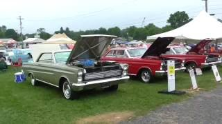 Pair of Hi Po 1965 Mercury Comet Cyclones