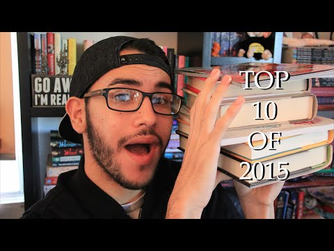 Top 10 Queer Books I Read in 2015!!!