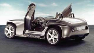 Mercedes F400 Carving Concept Videos