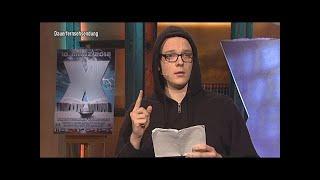 Depri-Comedy mit Nico Semsrott - TV total