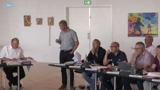 Byrådsmøde 6 juni 2016