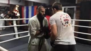 Алехандро Наварро vs. Александр Ерёменко. MAD MAX DOJO
