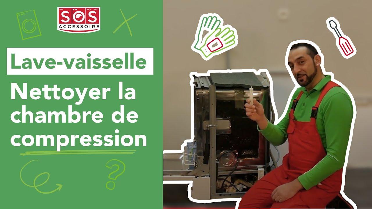Nettoyer Lave Vaisselle Vinaigre comment nettoyer la chambre de compression de son lave-vaisselle ?