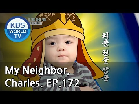 My Neighbor, Charles | 이웃집 찰스 Ep172 / Australian Nichola And Yul's Story! [ENG/2019.01.22]