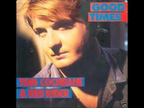 Tom Cochrane - Good Times - Acoustic - RARE!