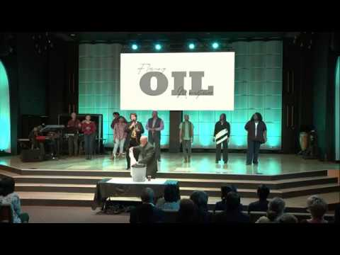 Friday Night Live w/ Flowing Oil Ministries (The Life Center 11-22-2019)