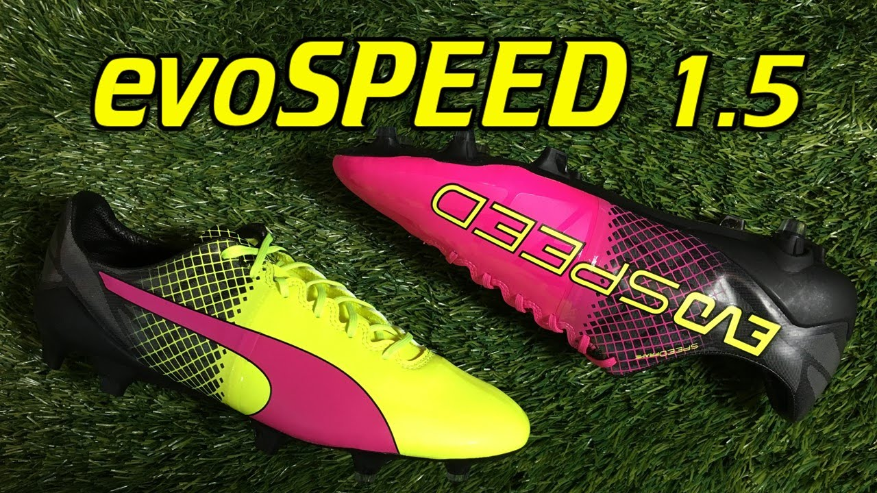 Puma evoSPEED 1.5 Tricks - Review + On Feet