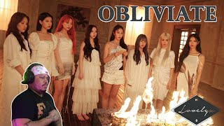 First Reaction (Kind Of...) 러블리즈(Lovelyz) 'Obliviate'…