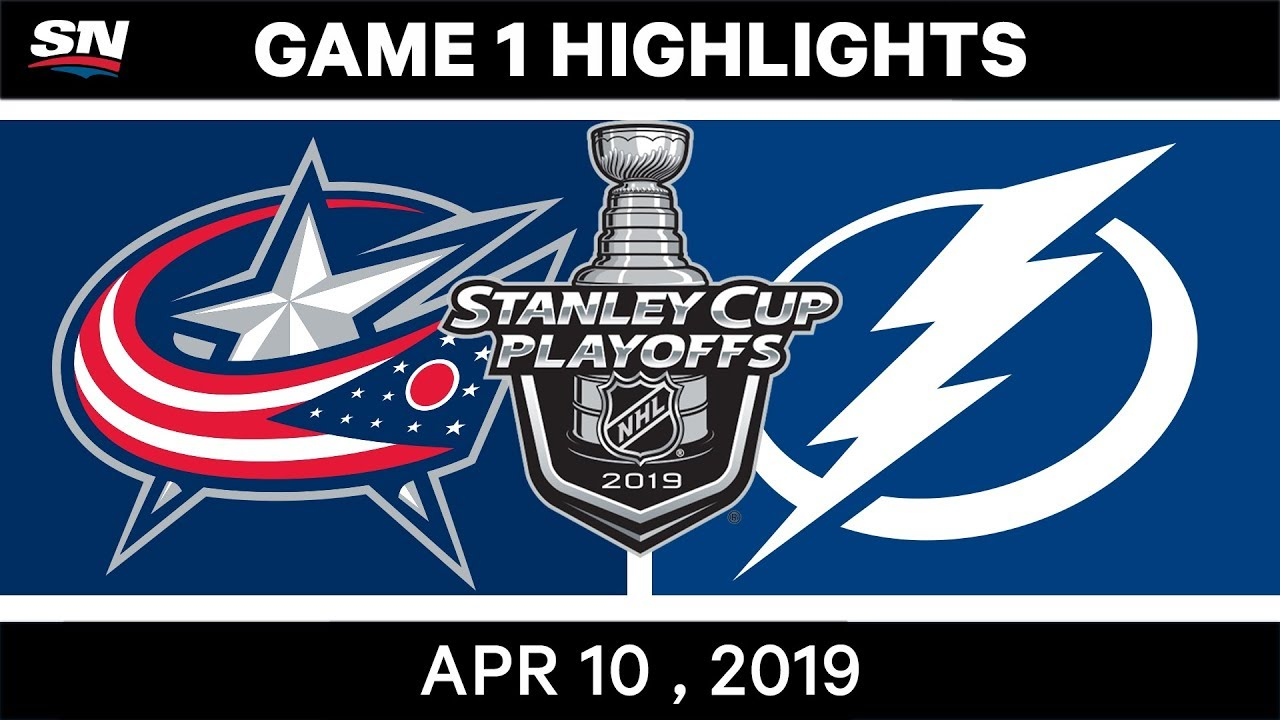 Tampa Bay Lightning vs Columbus Blue Jackets Game 2: Day After Thoughts