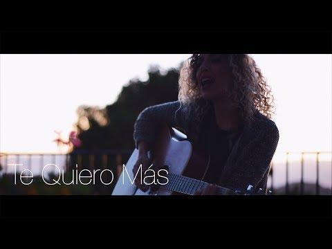 Te Quiero Más - Tini Y Nacho (Cover By Adriana Vitale)