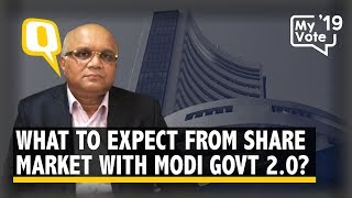 What to Expect from Share Market with Modi Govt 2.0? | The Quint
