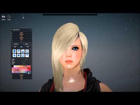 Black Desert #CB2 Character Creation (Sorcerer)