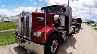 heavy haul 52 99 500lb machine and a chat about permits