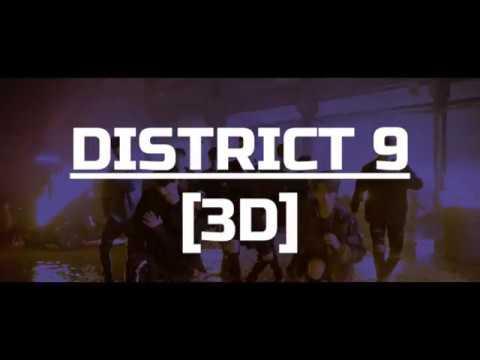 [3D AUDIO] STRAY KIDS - District 9 | Use Headphones/Earphones (DL IN DESC.)