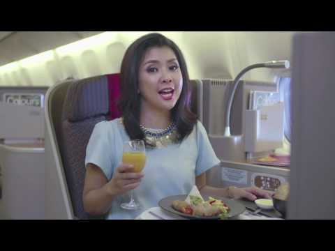 Garuda Indonesia - Welcome To London Heathrow
