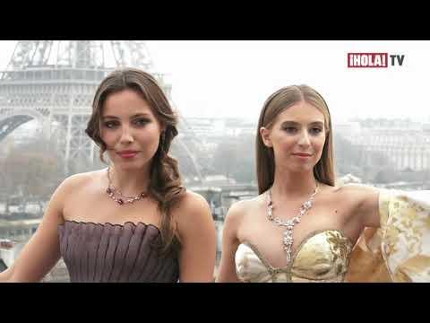 Las jóvenes revelación en el baile de las Debutantes en París   ¡HOLA! TV