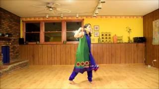 Six Step - One Spin Dodhiyu Garba with Vidya Nahar