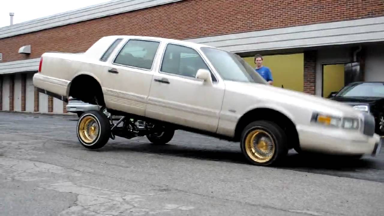 Lowrider Lincoln Youtube