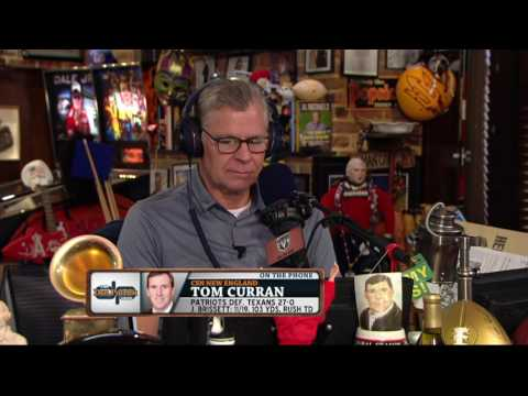 Tom Curran on The Dan Patrick Show (Full Interview) 9/22/16)