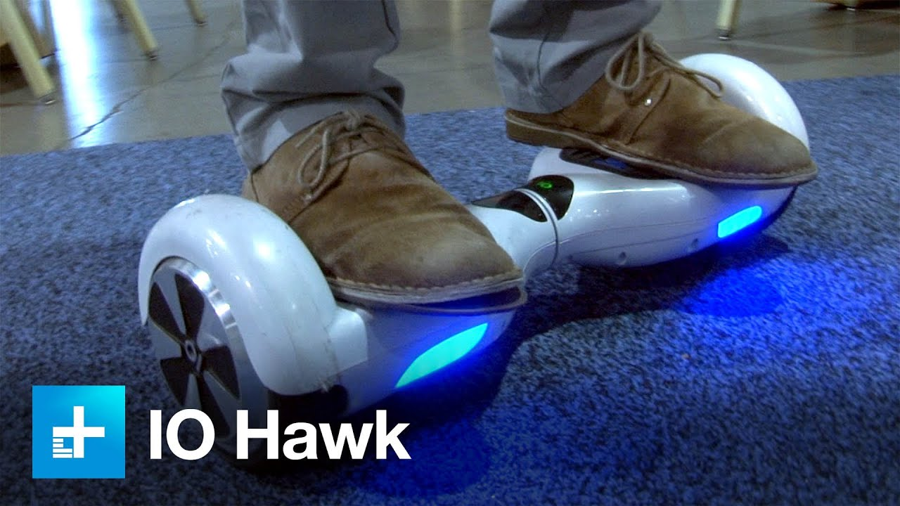 io hawk hoverboard youtube