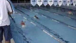 25 metros Livre - Aquacenter - Novembro 2006