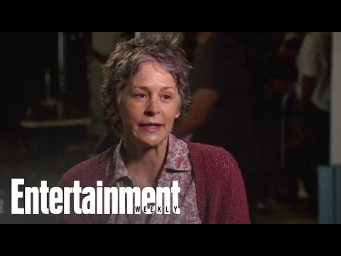 The Walking Dead: Melissa Mcbride Shares Her Favorite Day Ever | Entertainment Weekly streaming vf