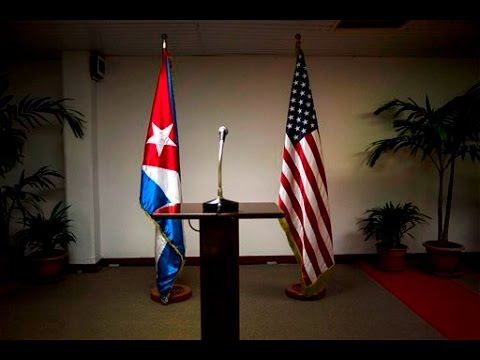 A history of diplomatic relations between Cuba and the US
