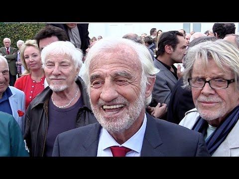 Claudia Cardinale, Rober Hossein, Jean Paul Belmondo and more at Musee Belmondo