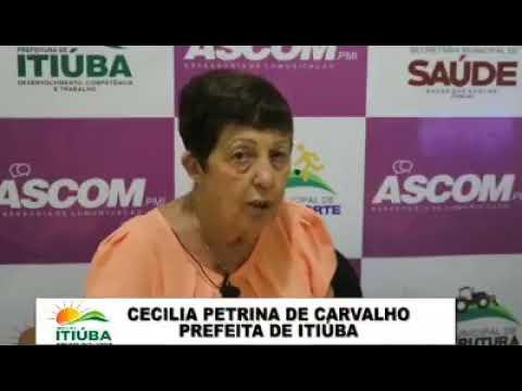 PREFEITA DE ITIÚBA NOVAS MEDIDAS PARA COMÉRCIO LOCAL