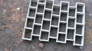 тротуарная плитка своими руками(, 2015-09-07T19:18:36.000Z)