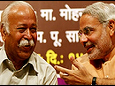 2014 win not one man show: RSS Chief Mohan Bhagwat