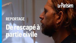 «Ce procès ne m'intéresse pas » : Max rescapé du Bataclan témoigne pour « laisser une trace»