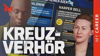Harte Entscheidung: Kicken wir Archie Baldwin? [#12] - Lets Play NBA 2K21 MyCareer Deutsch