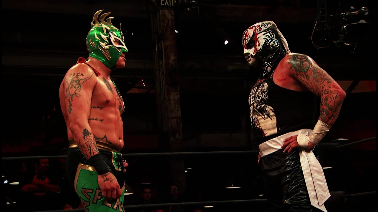 Image result for Pentagon Jr and Fenix